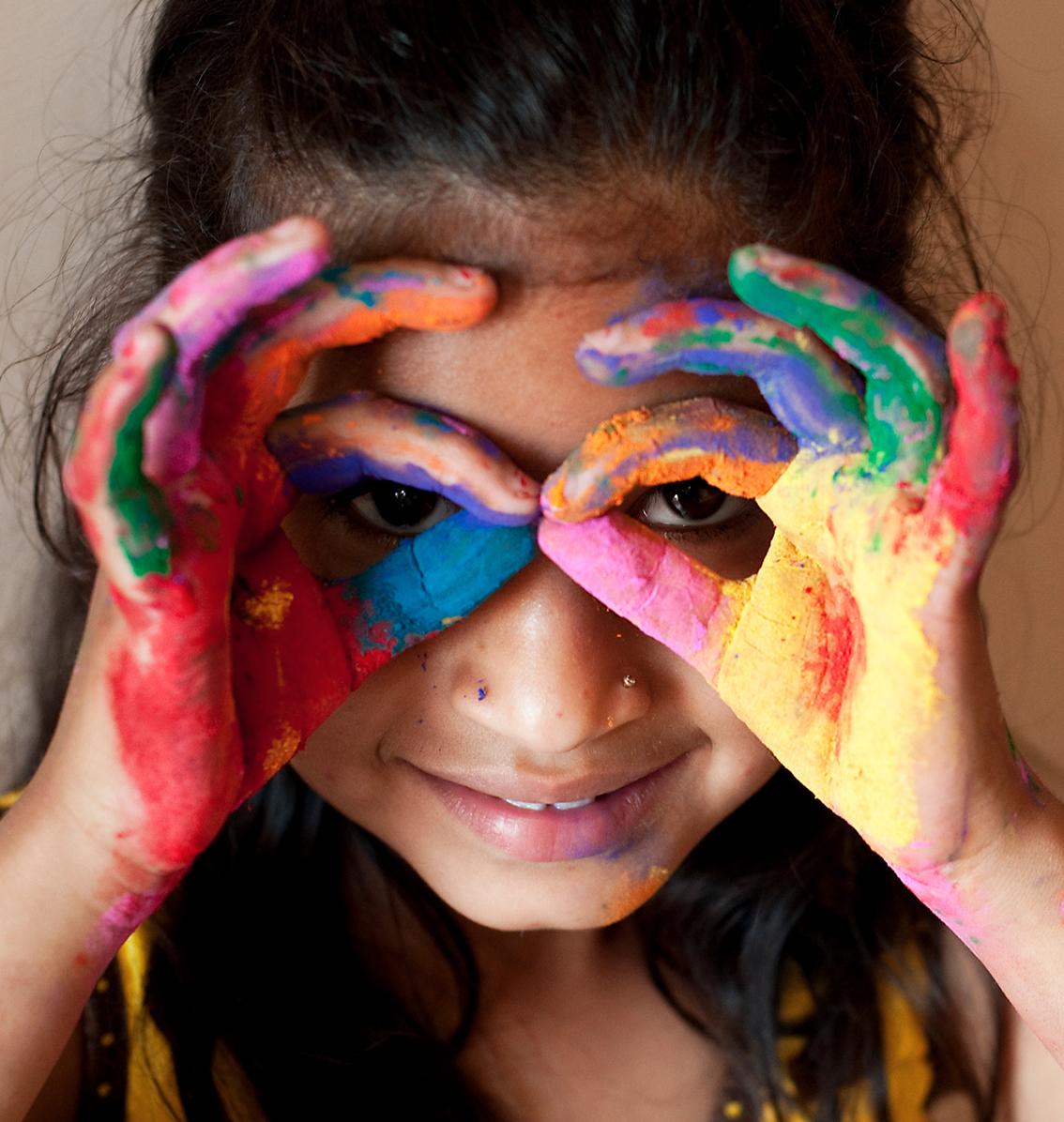 Sehkraft bei Kindern