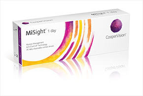Informationen zur MiSight® 1 day