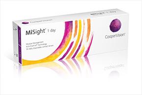 Informationen zur MiSight® 1 day
