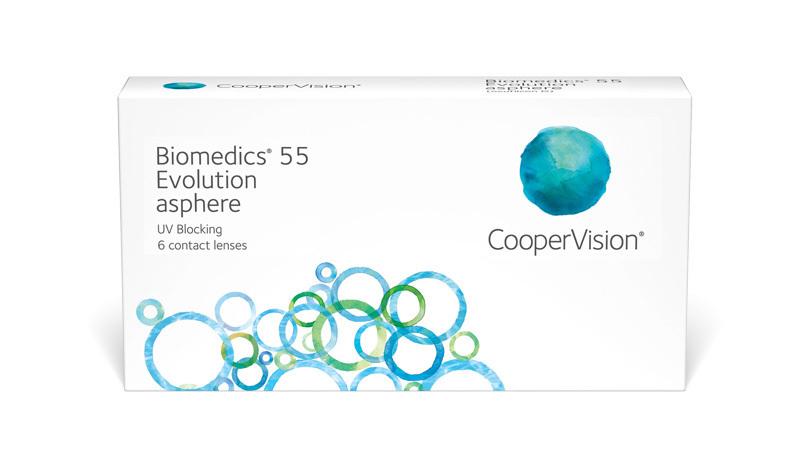 biomedics 55 evolution coopervision germany. Black Bedroom Furniture Sets. Home Design Ideas