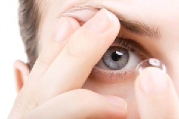 So funktionieren Kontaktlinsen