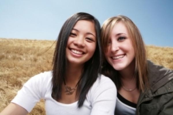 Kontaktlinsen für Teenager